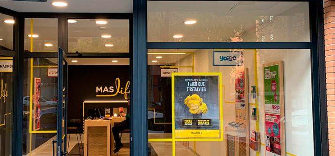 Masmóvil toma el control de las tiendas Yoigo, que podrán transformarse en multioperador