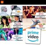 Amazon Prime Video en Orange TV