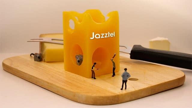 nuevas tarifas convergentes de Jazztel