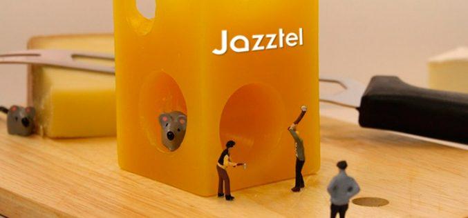 Jazztel actualiza su oferta para hacerla más Irresistible