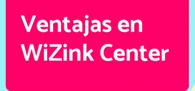 Acceso rápido a WiZink Center, ropero gratis… Nuevas ventajas para clientes de Tuenti