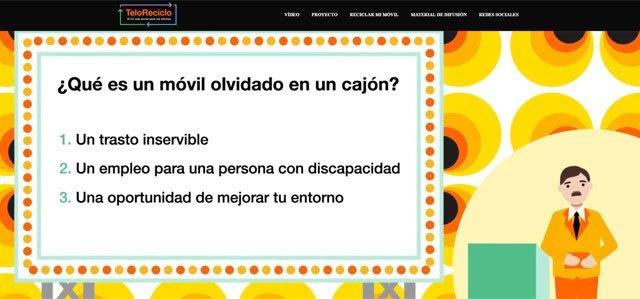 Teloreciclo, de Orange