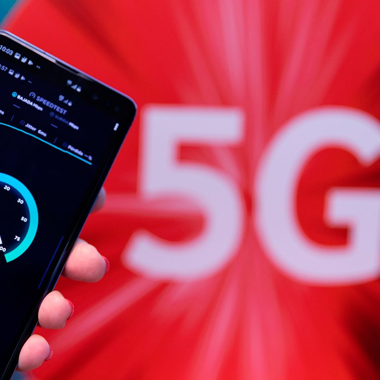 5G Vodafone en Europa