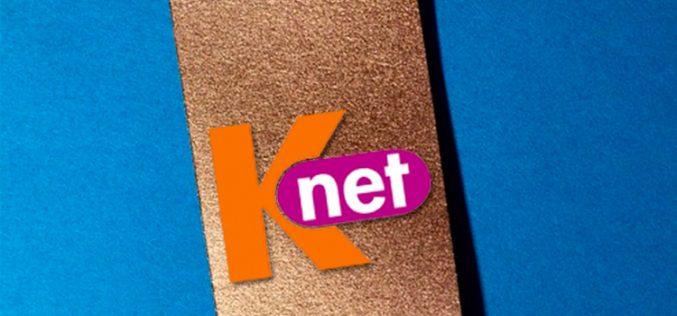 Knet rebaja su fibra óptica a la mitad de precio durante dos años