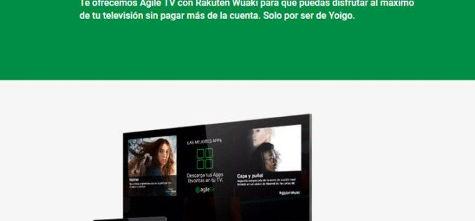 Yoigo integra a Netflix en su oferta de televisión premium