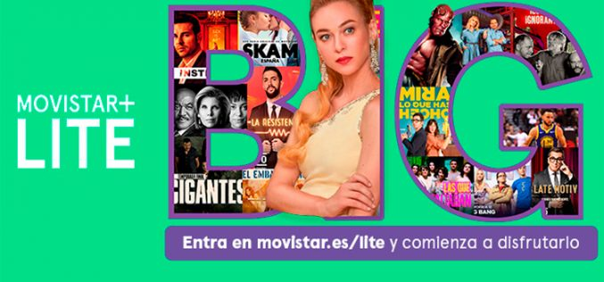 Movistar+ Lite, el complemento ideal para O2