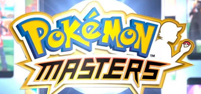 Pokémon Masters: vuelve la fiebre de los Pokémon a los móviles