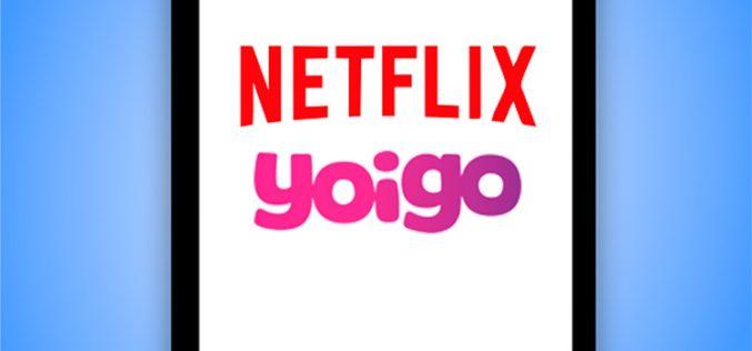 Yoigo regala Netflix a sus clientes premium