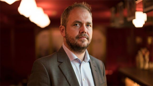 Fredrik Gillström, actual CEO de Adamo