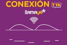 Llamaya reduce a seis meses su oferta de fibra óptica