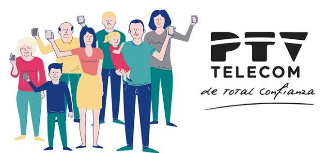 PTV Telecom nacionaliza sus tarifas móviles