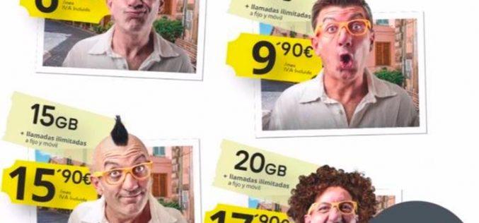 Ahí+ renueva sus tarifas móviles con una bajada de precio