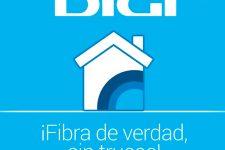 Digi permite suspender su servicio de fibra hasta tres meses