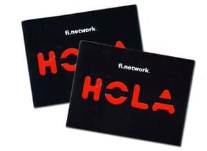 tarjetas SIM de Fi Network
