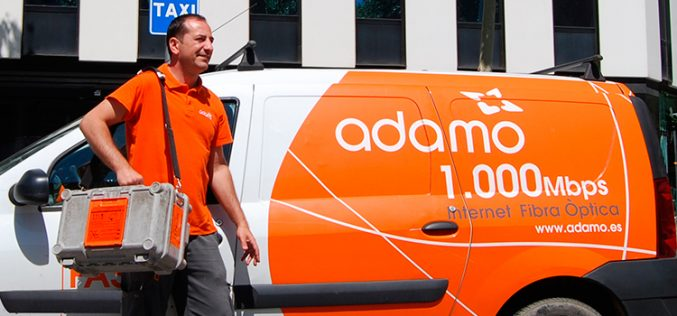 Adamo amplía su huella de fibra óptica y entra en Alicante y Murcia
