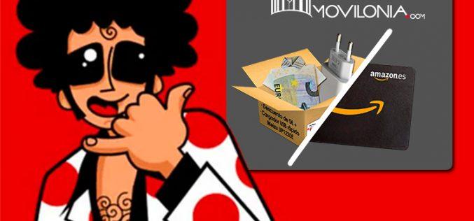 La tarifa de fibra óptica e Inimitable de Pepephone, ahora con regalo de Movilonia.com