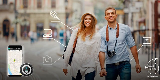localizador GPS V by Vodafone V-Multi-Tracker
