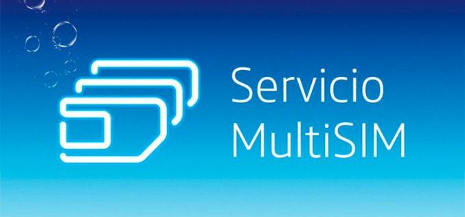 O2 activa el servicio MultiSIM