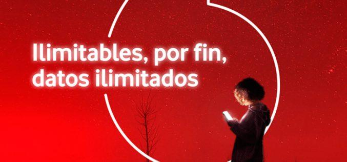 Vodafone ya suma más de un millón de líneas con datos ilimitados