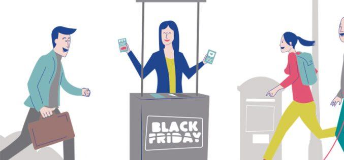 PTV Telecom no deja pasar el tren del Black Friday