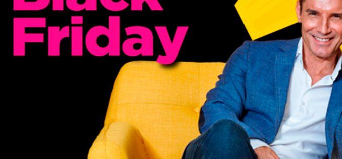 Jazztel rebaja el efecto Euskaltel con su oferta de fibra y móvil por el Black Friday