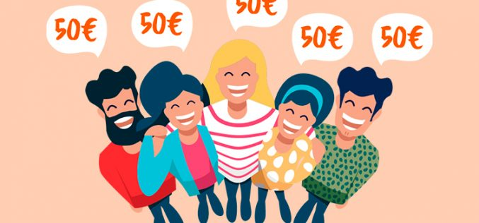 Euskaltel descuenta 10 euros en la factura a los embajadores de su marca