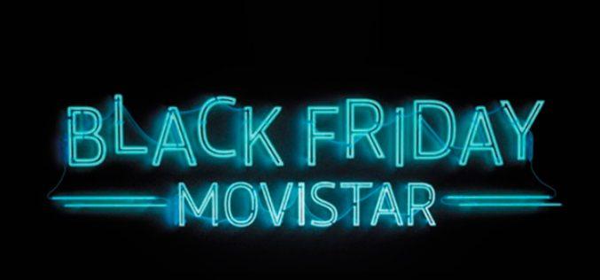 Las rebajas y descuentos llegan a Movistar por el Black Friday