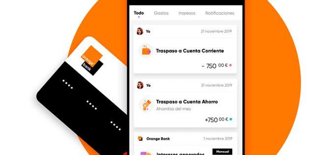 El móvil, centro de la nueva banca: Orange Bank llega a España