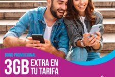 3GB por un euro: Ion Mobile impulsa su oferta con un nuevo bono especial