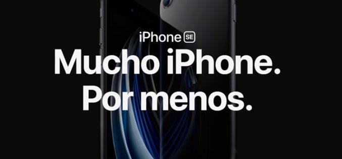 Bueno, bonito y barato: el nuevo iPhone SE, en detalle
