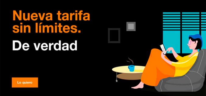 Orange evoluciona sus tarifas Go Up y Go Top con datos ilimitados