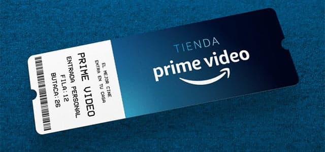 Tienda de Prime Video