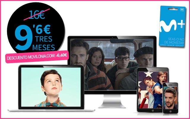 oferta Movilonia.com de Movistar+ Lite