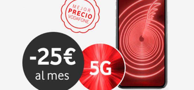 Vodafone contrarresta el efecto de Movistar y sus datos ilimitados