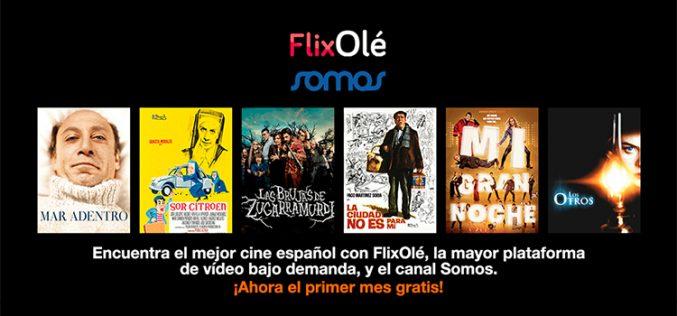 Orange TV continúa su apuesta por el cine español con Somos y FlixOlé