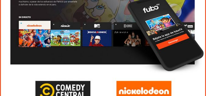 Fubo TV amplía su catálogo con cuatro nuevos canales