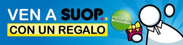 oferta Movilonia para las tarifas móviles de Suop