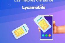 Lycamobile potencia sus tarifas móviles al calor de los GB