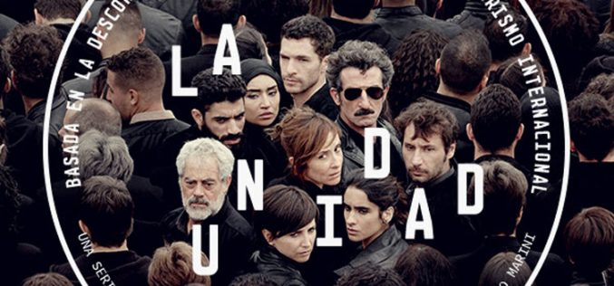 Movistar+ estrena La Unidad, su nueva serie original