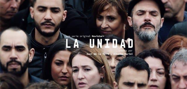serie La Unidad, de Movistar+