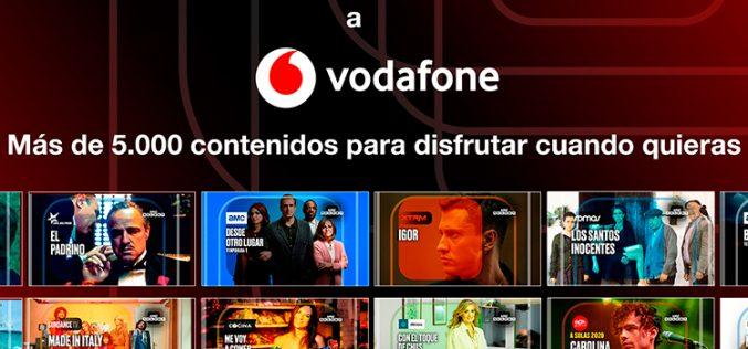 Los contenidos de Amc Selekt aterrizan en la televisión de Vodafone