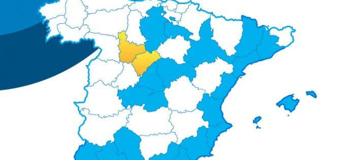 Digi coloca la bandera de la fibra óptica en Segovia y Valladolid