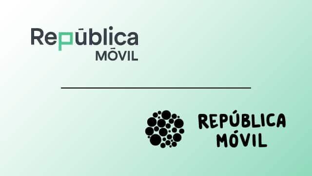 nuevo logotipo de República Móvil
