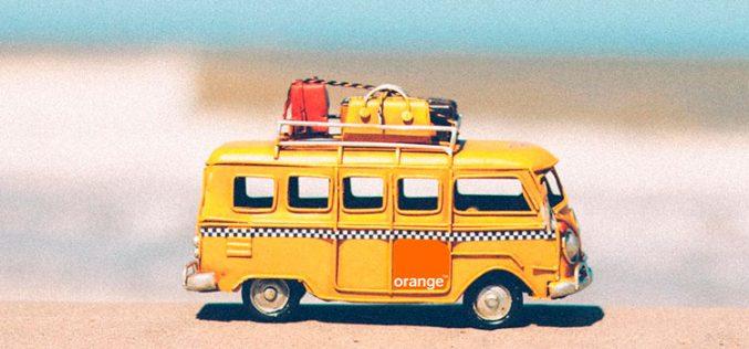 Orange lleva el verano a sus tarifas prepago con 10GB de regalo