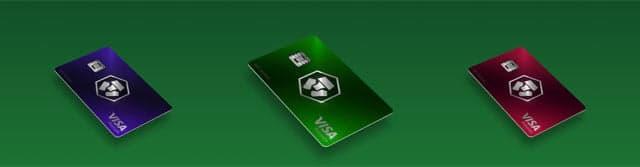 tarjetas Visa Crypto.com Metal