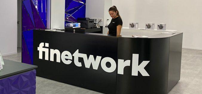 Finetwork refuerza su oferta de fibra óptica con la cobertura de Movistar