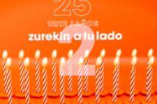 Euskaltel celebra su 25 aniversario con una oferta especial