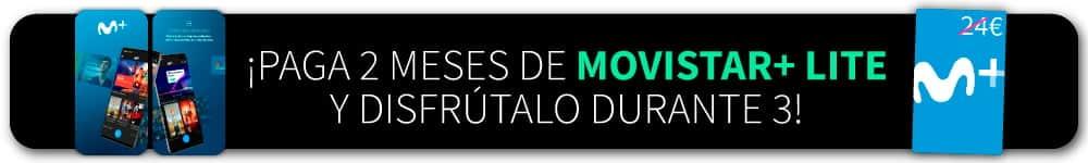 quiero Movistar+ Lite