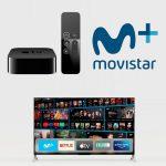 Movistar+ en Apple TV 4K