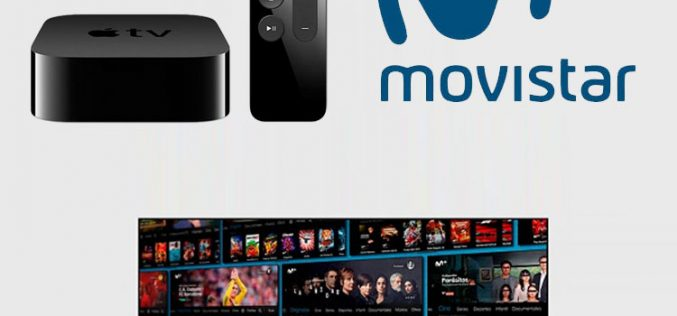 Los dispositivos Apple TV 4K acogen a Movistar+